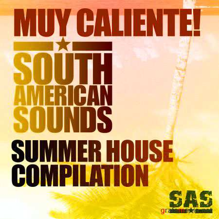 VA - Muy Caliente! South American Sounds (01 July 2010)