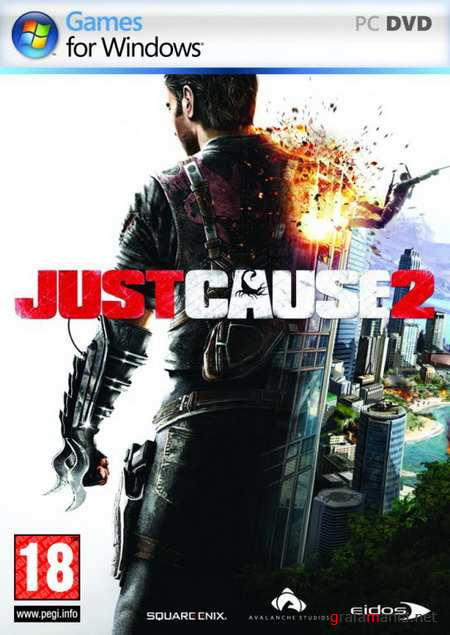 Just Cause 2 Limited Edition + DLC Pack (2010/RUS/Repack)