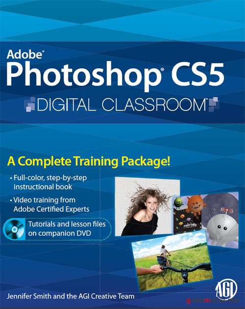 Photoshop CS5 - Digital Classroom