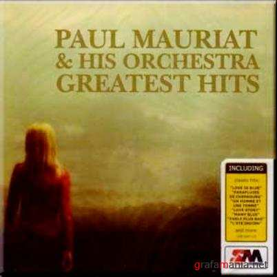 Paul Mauriat & His Orchestra - Greatest Hits (2007 / 2CD / FLAC)
