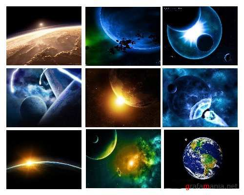 Incredible Planets And Space Wallpapers