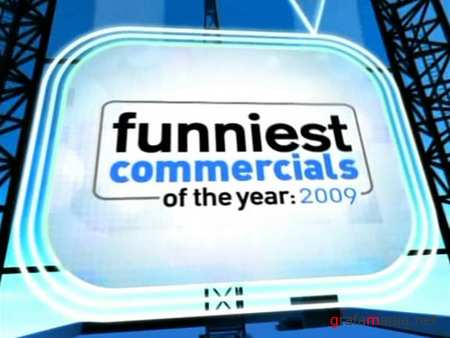 Самая смешная реклама 2009 года / The Funniest Commercials Of The Year 2009 (2009) TVRip