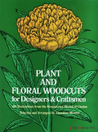 Plant and Floral Woodcuts