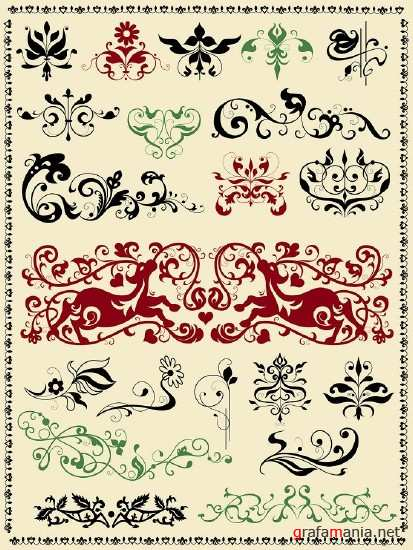 Collection of Vector Pattern