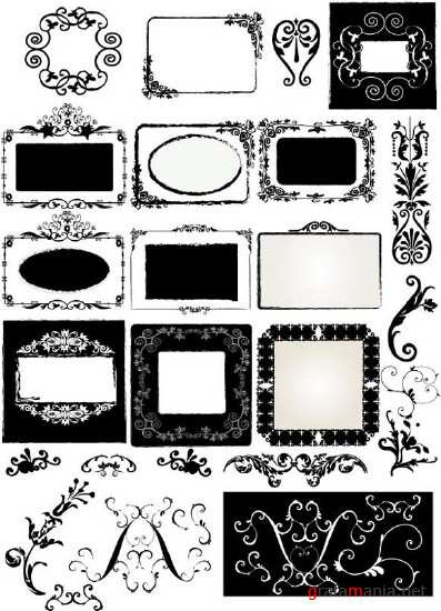 Set of Frames and Patterns