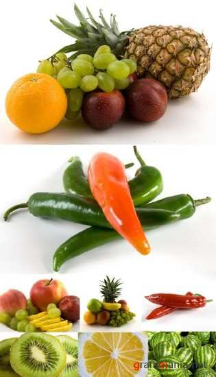 Fruits, Vegetables and Berries