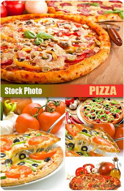 Stock Photo - Pizza