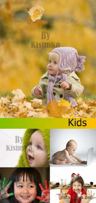 Stock Photo: Kids