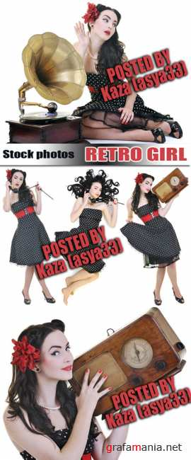 Retro girls