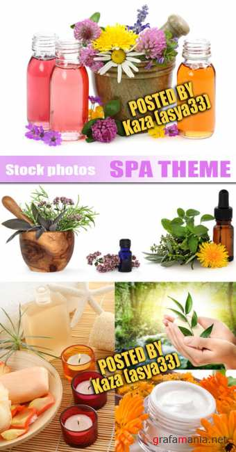 Spa & herbal theme