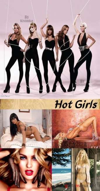 Hot girls wallpapers