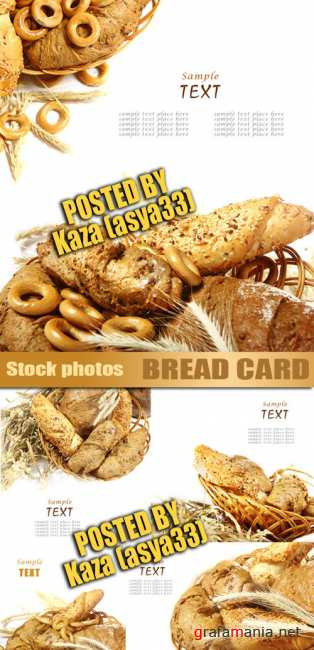 Bread cards