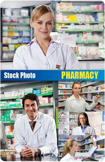 Stock Photo - Pharmacy
