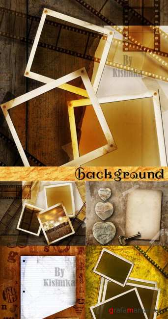 Stock Photo: Backgrounds