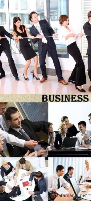 Stock Photo:Business