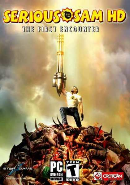 ������ ��� HD / Serious Sam HD: The Second Encounter [NoSteam] (2010/RUS/RePack by Ultra)