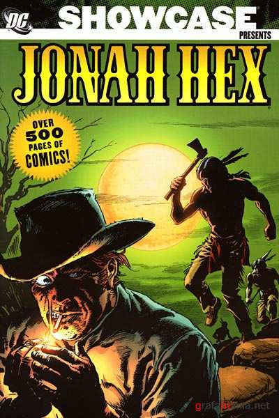 Витрина DC: Джона Хекс / DC Showcase: Jonah Hex (2010/BDRip/1080p/HDRip)