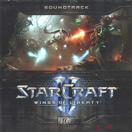 OST - StarCraft II Wings of Liberty (2010/HQ/FLAC)