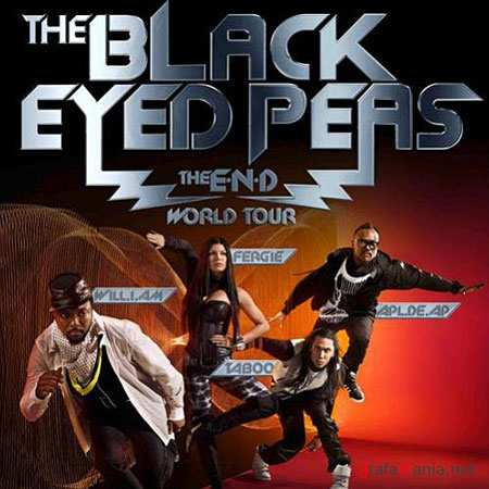 The Black Eyed Peas: The E.N.D. World Tour (2010/HDTVRip)