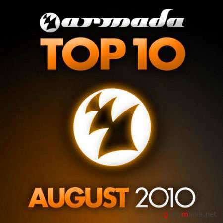 VA - Armada Top 10 August 2010 (5 August 2010)