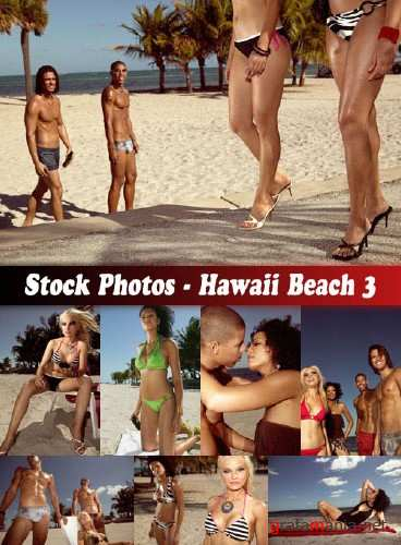 Stock Photos - Hawaii Beach 3