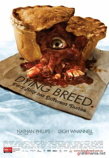 ���������� ������ / Dying Breed (2008) HDRip