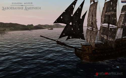 Commander: Conquest of the Americas / Хозяева морей. Завоевание Америки (2010) (ENG / RUS)