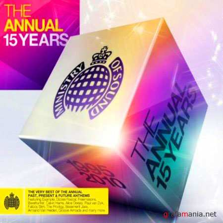 VA - Ministry Of Sound The Annual 15 Years 1995-2010 (7 August 2010)