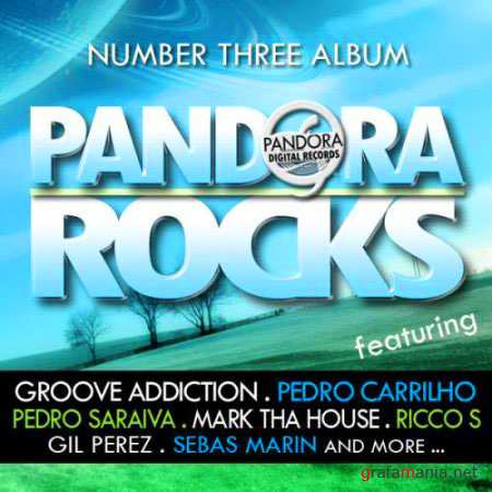 VA - Pandora Rocks Vol 3 (2010)