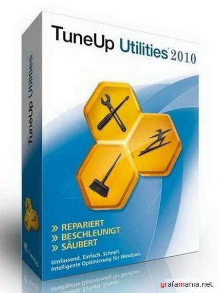 TuneUp Utilities 2010 v.9.0.4400.17 Silent Install (ENG/RUS)