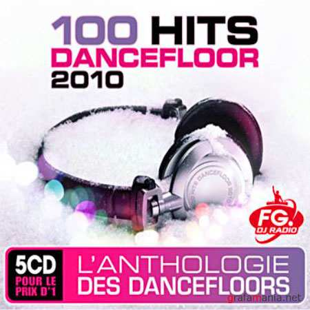 VA - 100 Hits Dancefloor 2010
