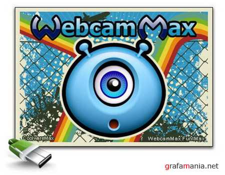 WebcamMax v7.1.7.6 Multilanguage Portable