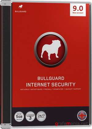 Bullguard Internet Security 9.0 x86 Тихая установка (2010/ENG)