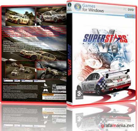 Superstars V8 Racing (����� ����/RUS/2010/Repack by Fenixx)
