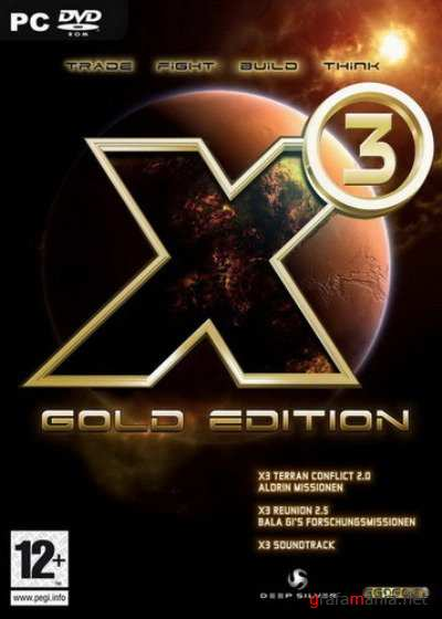 X3: Gold Edition (2009/RUS/RePack by VeIart)