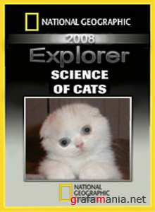 National Geographic. ������������ - ����� � ������ / Explorer - Science of Cats (2008) SATRip