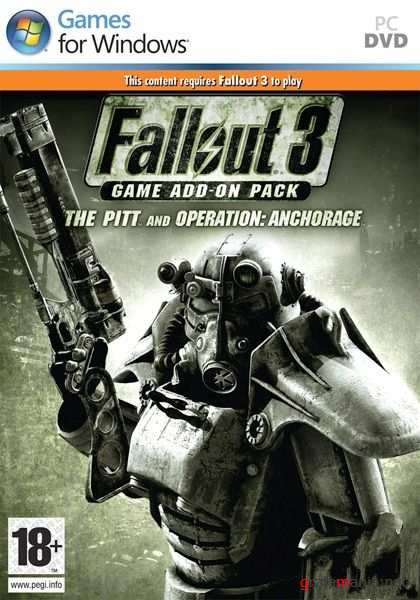 Fallout 3: The Pitt and Operation: Anchorage (2010/RUS)