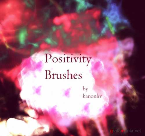 Кисти для Adobe Photoshop - Positivity Brushes