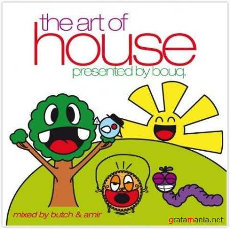 The Art Of House-Presented By Bouq 2CD (2010)