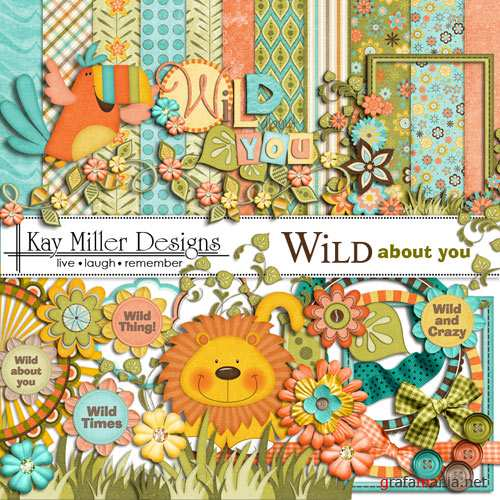 PSD �����-����� - Wild About You