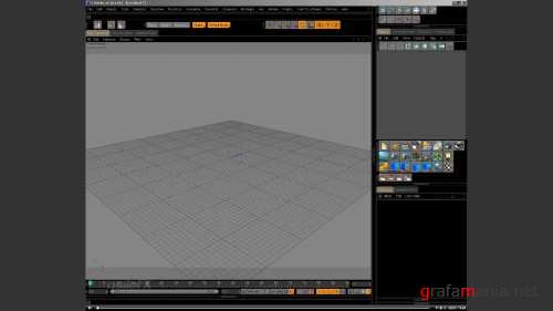 AsileFX Vue 7 xStream Cinema 4D Integration / 2009 / ENG