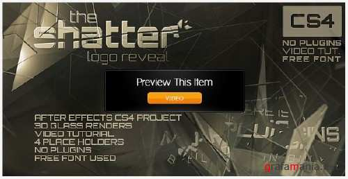 VideoHive After Effects Project - The Shatter.104762