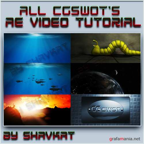 After Effects Tutorials By CGSWOT