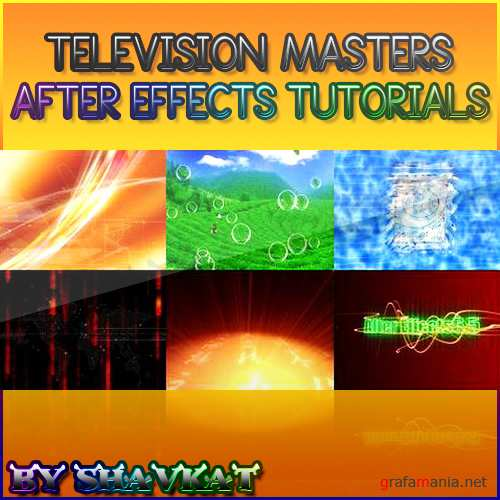 Television Masters - After effects Tutorial