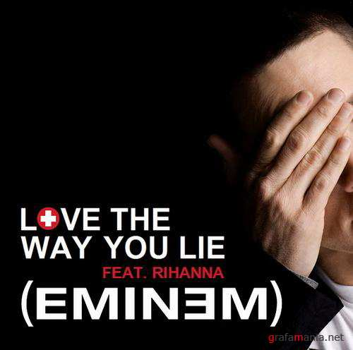 Eminem and Rihanna - Love The Way You Lie | Promo CDS (2010)