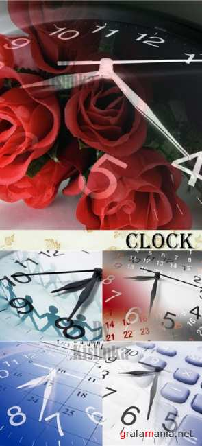 Stock Photo:Clock
