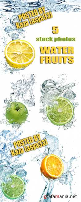 Water fruits