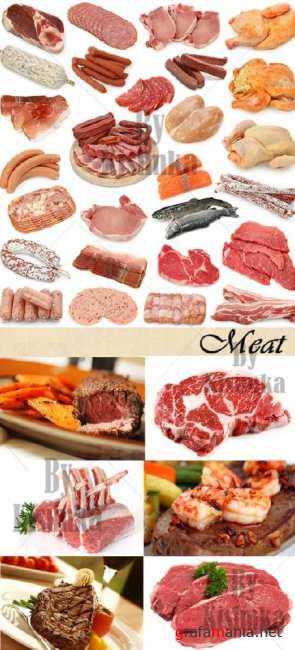 Stock Photo:Meat