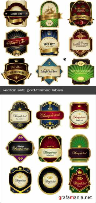 Label Vector Material 9