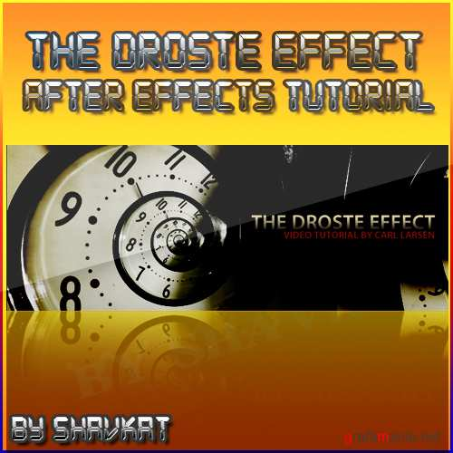 Adobe After Effects Tutorial - The Droste Effect